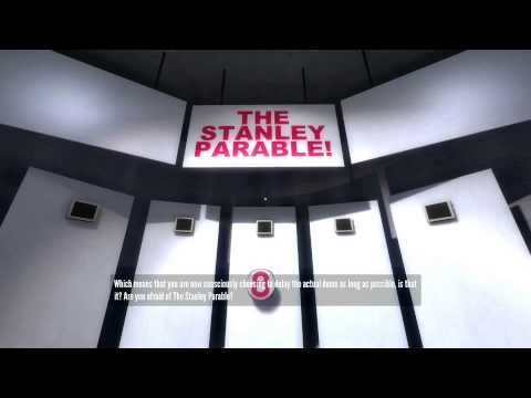 Stanley Parable Demo Buttons The Stanley Parable Demo 8