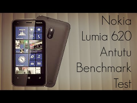 Nokia Lumia 620 Antutu Benchmark Test by Advices Media