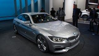 2014 BMW 4 Series Coupe | 2013 Detroit Auto Show