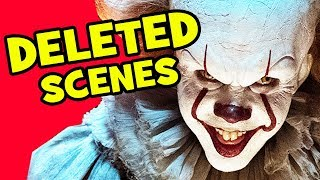 IT DELETED SCENES, Rejected Concepts & IT Chapter 2