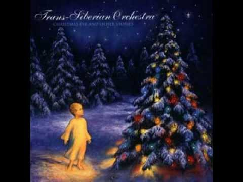 Trans Siberian Orchestra - O Come All Ye Faithful O Holy Night