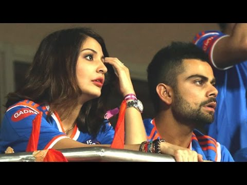 Anushka Sharma & Virat Kohli