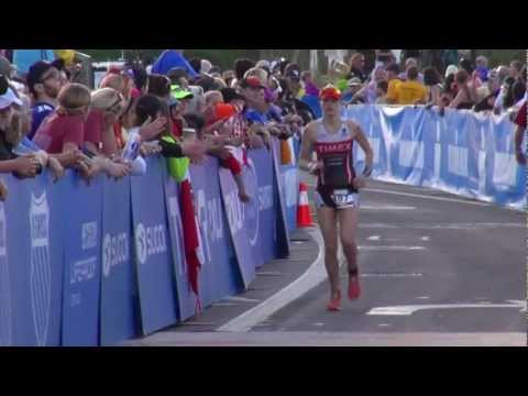 Shannon Coates, Finish Line, 2012 Ironman Arizona (Timex Multisport Team)