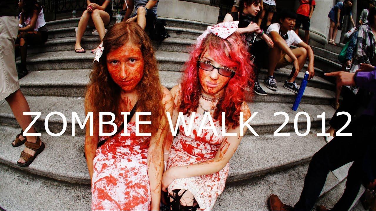 Zombie Walk 2012 Vancouver