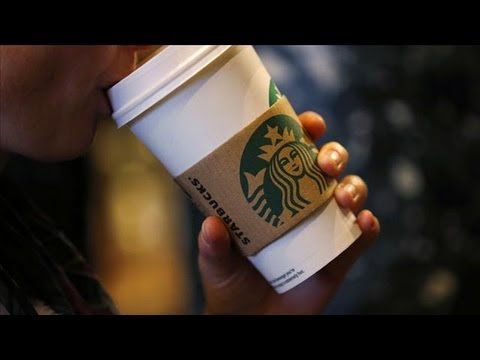 Coffee Prices Fall, but Not at Starbucks