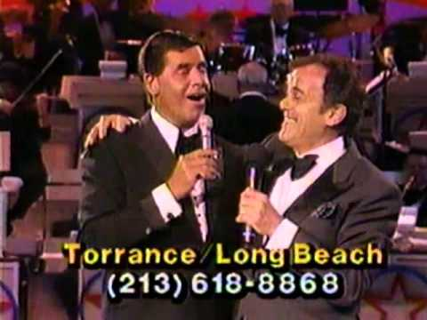 Jerry Lewis Telethon - Comedy & Duets - Bill Cosby, Foster Brooks, Fred Travelena, Rip Taylor & more