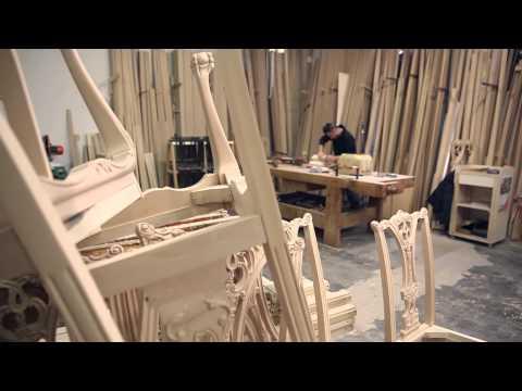Vimercati  итальянская мебель ручной работы