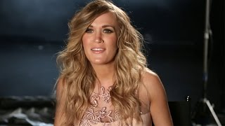 Go Behind The Scenes Of Carrie Underwood 39 S Epic 39 Something In The Water 39 Music Audio