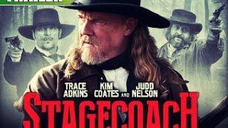 Stagecoach The Texas Jack Story Trailer - Kim Coates, Trace Adkins