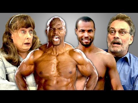 Elders React to Old Spice Commercials