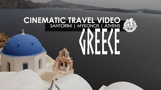 Greece | Cinematic Travel Video
