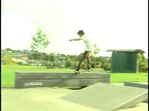 Owairaka Skate Park Session