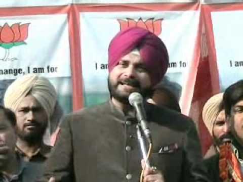 Manmohan Singh is PAPPU PM: Navjot Sidhu