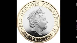 MINTAGE UPDATE IMPORTANT -The Definitive 2015 United Kingdom £2 Silver Proof Coin
