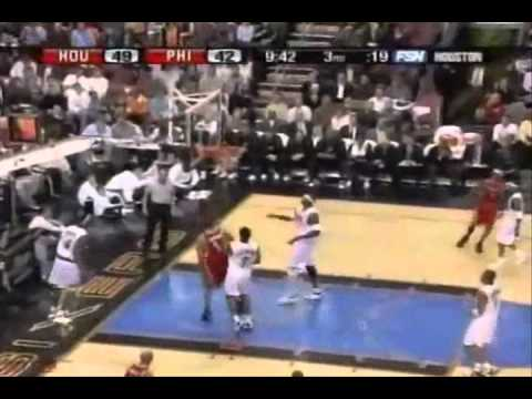 Tracy McGrady 13pts Vs Philadelphia 76ers (2/6/06)