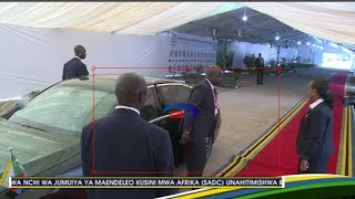LIVE -- M/Kiti wa SADC Rais John Magufuli kuhitimisha mkutano wa wakuu wa nchi wa Jumuiya ya SADC