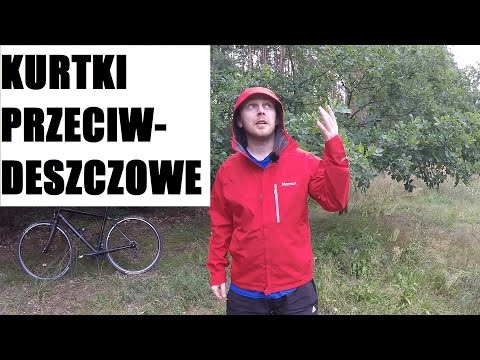 Kurtka Przeciwdeszczowa Na Rower // Rowerowe Porady