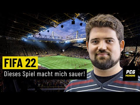 FIFA 22 | MEINUNG | Dieses Spiel ist eine Frechheit!