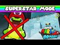 The First Level But All Frogs Are Removed    Mario Odyssey Superstar Mode