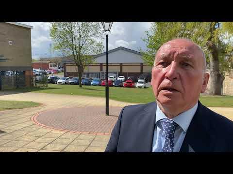 David Sutton-Lloyd, Conservatives, Durham County Council election 2021