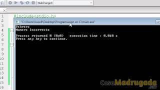 Tutorial Programacion en C