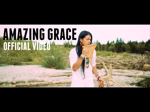 Leo Rojas - Amazing Grace (Official Video)