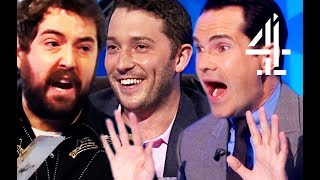 WEIRDEST 8 Out Of 10 Cats Does Countdown Romance?!   Best of Dictionary Corner Pt. 1
