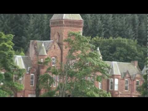Smithston Asylum & Poor House Greenock (Ravenscraig)