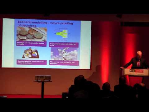 Shaping Transportation: Adressing Transport Transformation through Modelling, Dr. Tom van Vuren