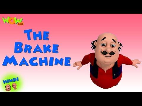 The Brake Machine - Motu Patlu in Hindi WITH ENGLISH, SPANISH & FRENCH SUBTITLES thumbnail