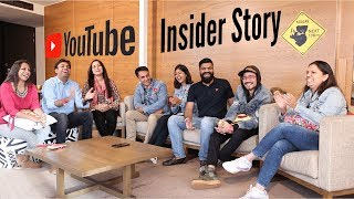 YOUTUBE INDIA - THE INSIDER STORY - Talking Personal with YouTubers