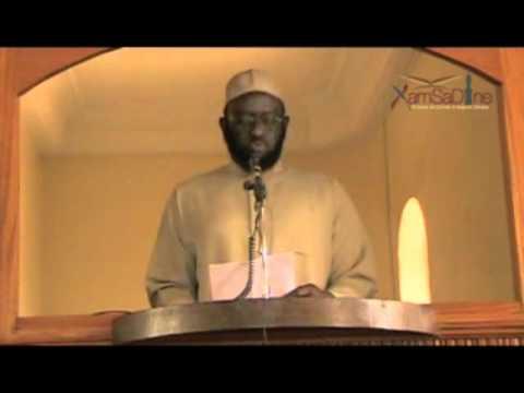 Dr Mouhammad Ahmad Lo  - Hadith Jibril- Partie I