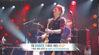 The Rolling Stones Video - The Rolling Stones @ 121212 The Concert For Sandy Relief