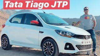 2019 Tata Tiago JTP (Hot Hatchback) - Exterior Design
