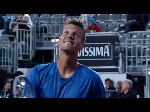 2016 Internazionali BNL d'Italia - Thursday highlights feat. Djokovic, Nadal, Federer & Murray
