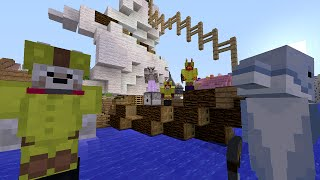 Minecraft Xbox - Survival Madness Adventures - Fishing Craziness [285]