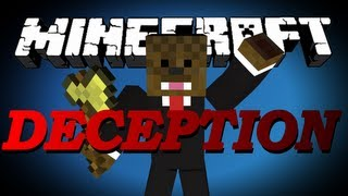 Minecraft DECEPTION Puzzle Adventure Map