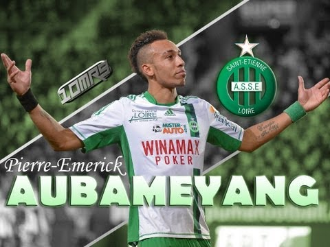 Pierre-Emerick Aubameyang│King Of Gabon│2013│HD