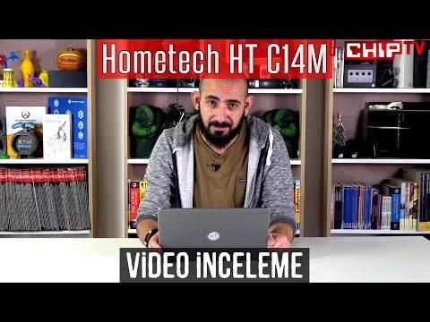 Hometech HT C14M İncelemesi - Dizüstü PC