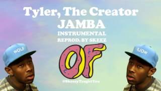 Tyler, The Creator Video - Tyler, The Creator - Jamba (Instrumental) Reprod. By Skeez