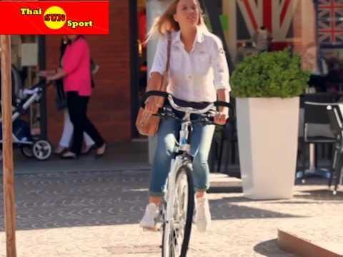 จักรยานเสือภูเขา จักรยานพับได้ CRONUS New Model 2015