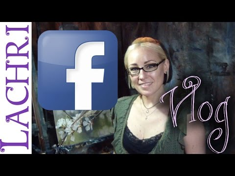 Artist social media tips - how to create a facebook fanpage w/ Lachri