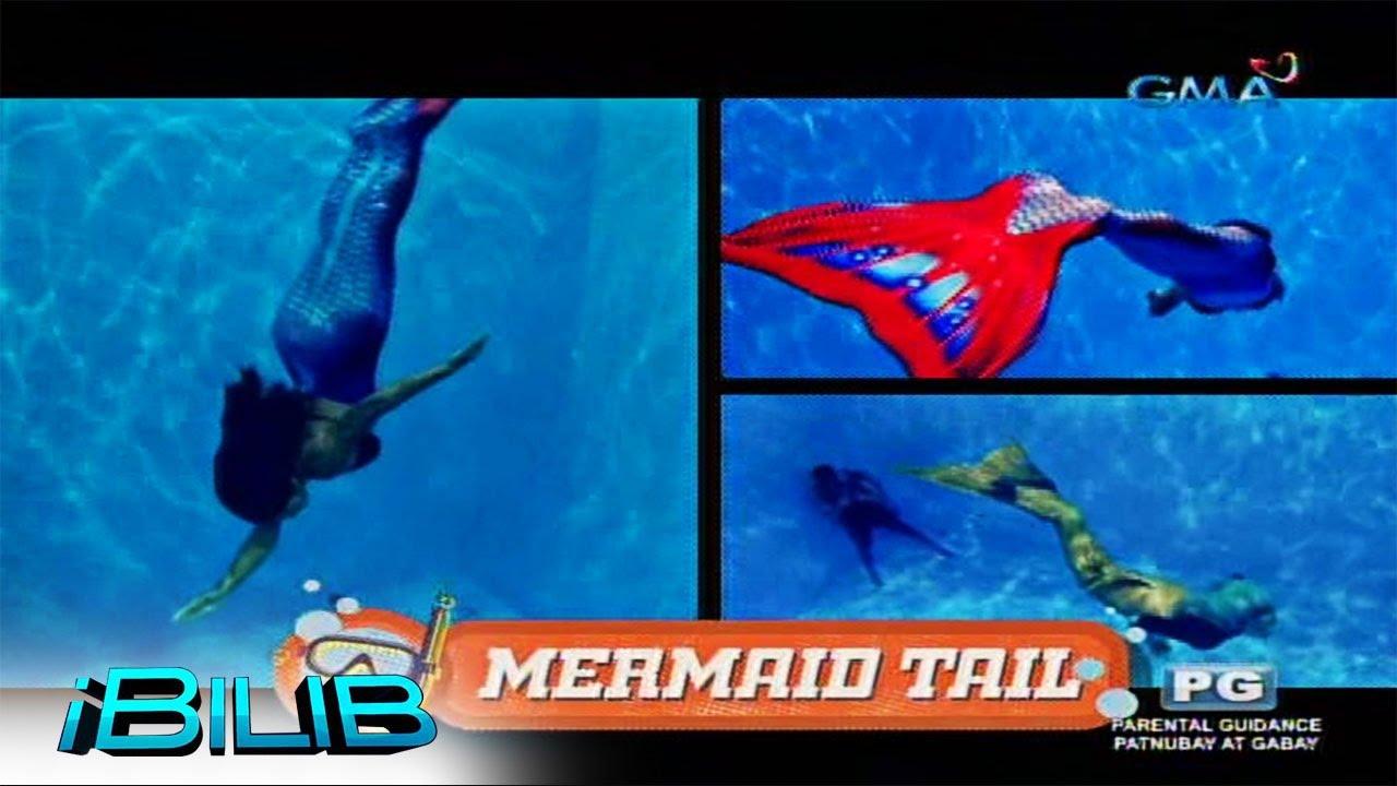 iBilib: Swim like a mermaid!