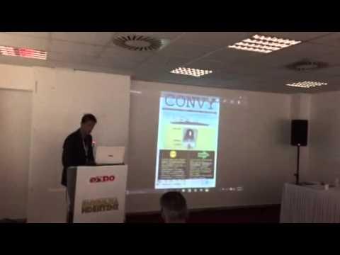 Davide ladisa Tirana expo center energy construction Convy