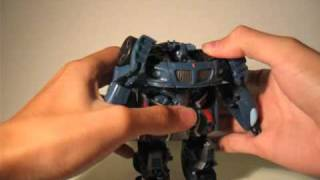 Transformers ROTF Revenge of The Fallen Smokescreen Review