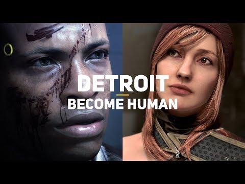 Detroit: Become Human. Первый взгляд