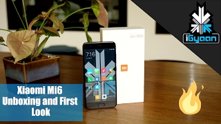 Xiaomi Mi6 Unboxing and First Look - iGyaan