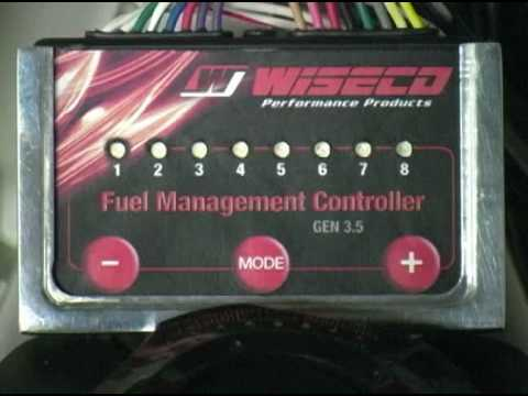 Wiseco Piston Inc. - Fuel Management Controller