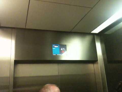 Fast elevator