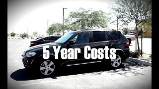 BMW X5 Cost of Ownership - E70 Diesel